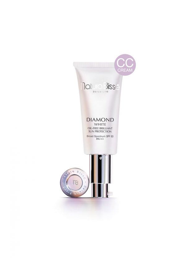 Diamond White SPF 50 PA +++ Oil-Free Brilliant Sun Protection